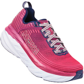 Hoka One One Bondi 6 Running Shoes Women boysenberry/blue depths